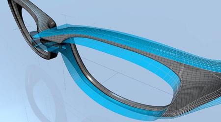 5軸NC加工について。3次元CADのデータを元にした精密機械加工を行います。